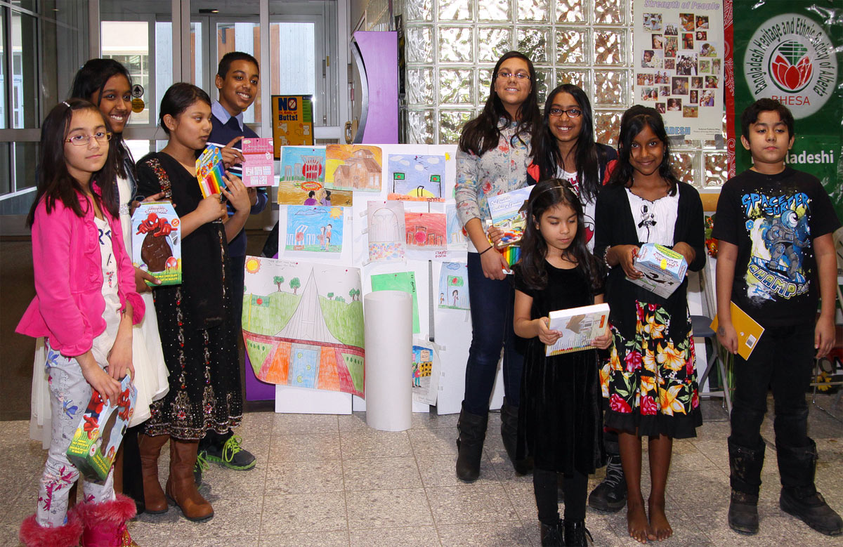 BHESA Children's Drawing Competition