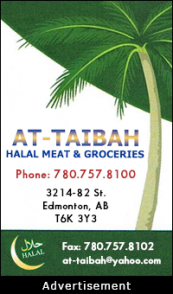 At-Taibah · Halal Meat & Groceries